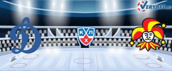 Динамо Москва — Йокерит 3 февраля 2021 прогноз