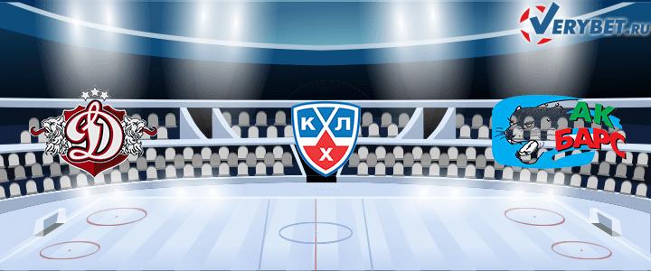 Динамо Рига — Ак Барс 15 февраля 2021 прогноз
