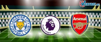 Лестер – Арсенал 28 февраля 2021 прогноз