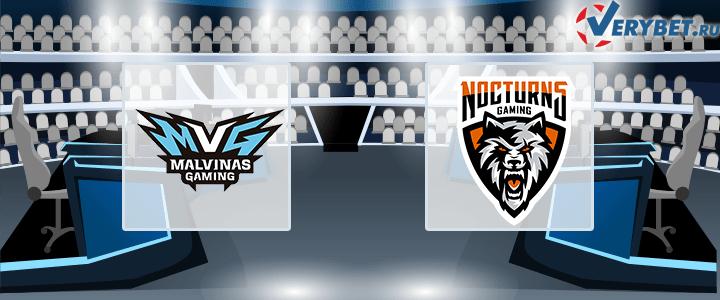 Malvinas – Flow Nocturns Gaming 1 марта 2021 прогноз