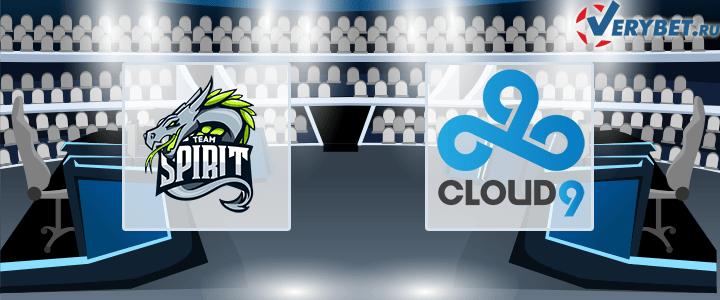Team Spirit – Cloud9 16 февраля 2021 прогноз