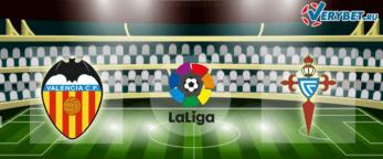 Валенсия - Сельта 19 февраля 2021 прогноз