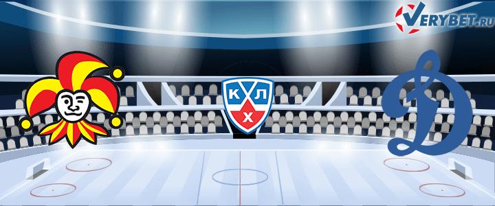 Йокерит — Динамо Москва