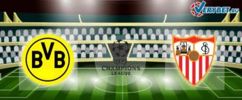 Боруссия Дортмунд – Севилья 9 марта 2021 прогноз