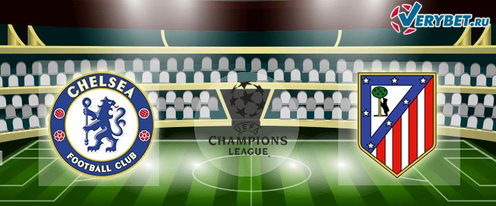 Челси - Атлетико 17 марта 2021 прогноз