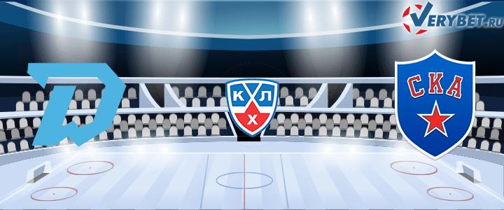 Динамо Минск — СКА 6 марта 2020 прогноз