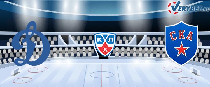 Динамо Москва — СКА