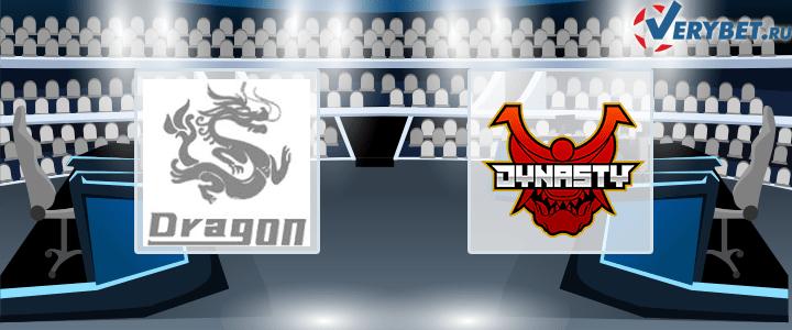 Dragon – Dynasty Gaming 4 марта 2021 прогноз