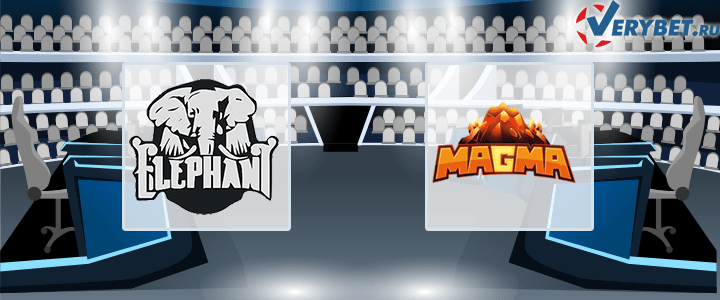 Elephant – Team MagMa 13 марта 2021 прогноз