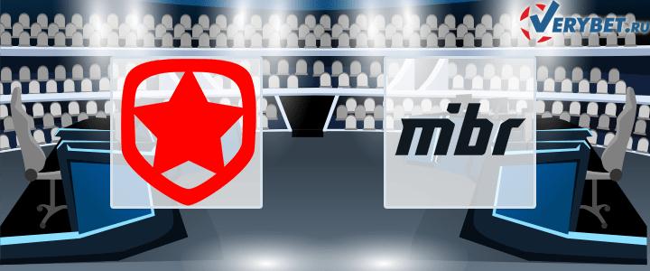 Gambit Esports – MiBR 19 марта 2021 прогноз
