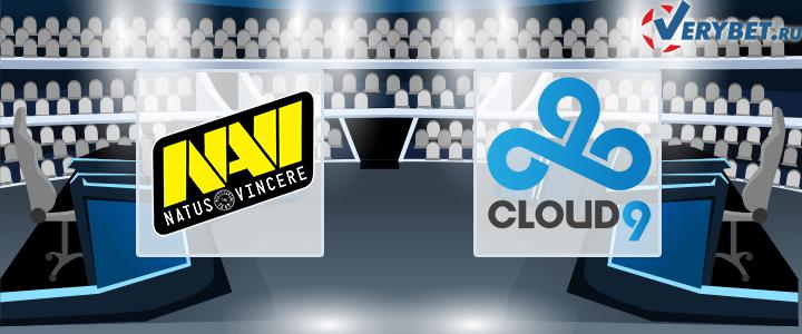 Natus Vincere – Cloud9 19 марта 2021 прогноз