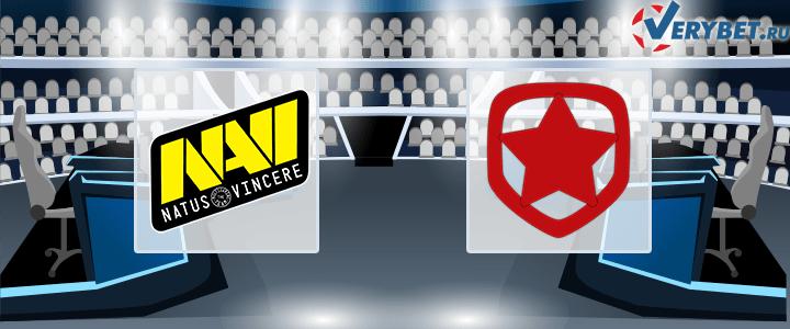 Natus Vincere – Gambit Esports 21 марта 2021 прогноз