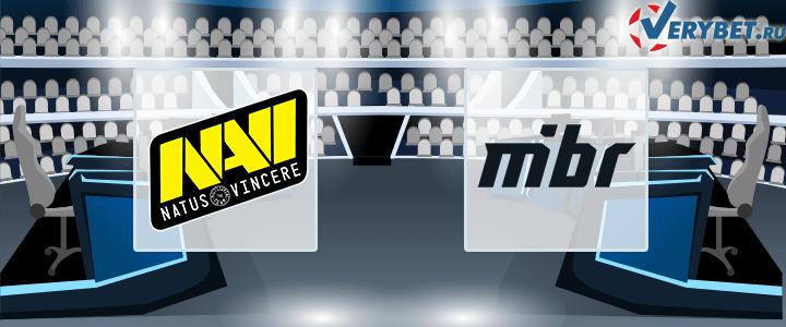 Natus Vincere – MiBR 22 марта 2021 прогноз