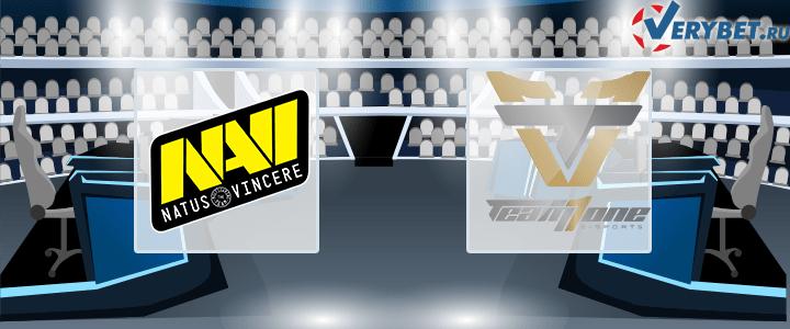 Natus Vincere – Team One 24 марта 2021 прогноз