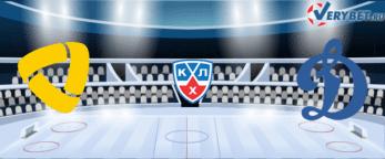 Северсталь — Динамо Москва 8 марта 2021 прогноз
