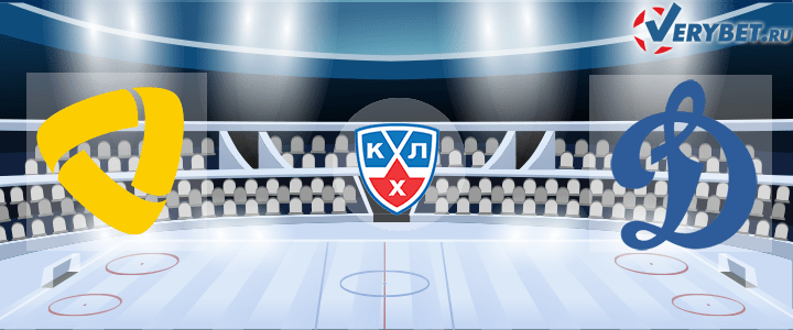 Северсталь — Динамо Москва 6 марта 2020 прогноз