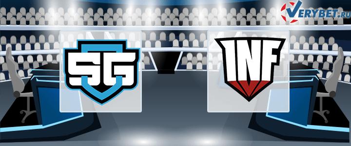SG e-sports – Infamous 10 марта 2021 прогноз