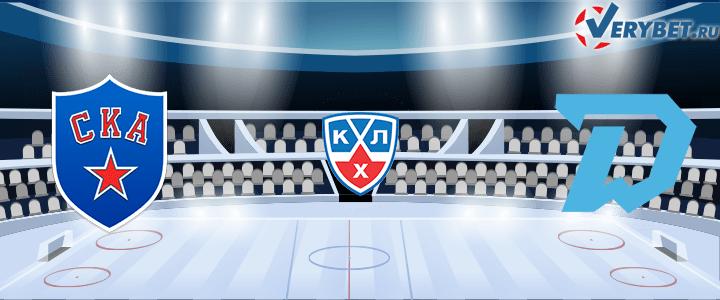 СКА — Динамо Минск 2 марта 2021 прогноз