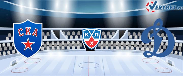 СКА — Динамо Москва 18 марта 2021 прогноз