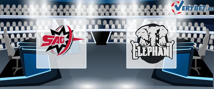 Sparking Arrow Gaming – Elephant 16 марта 2021 прогноз