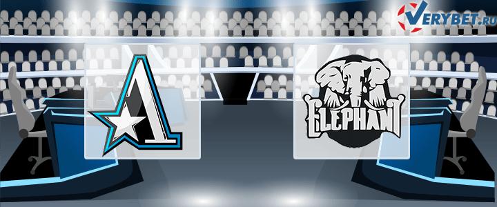 Team Aster – Elephant 15 марта 2021 прогноз
