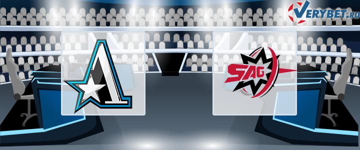 Team Aster – Sparking Arrow Gaming 1 марта 2021 прогноз