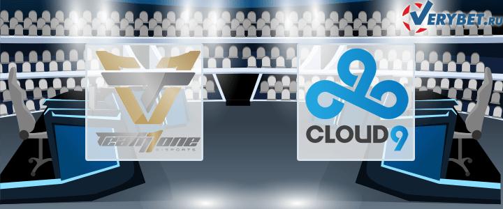 Team One – Cloud9 21 марта 2021 прогноз