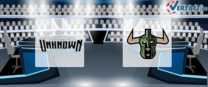 Team Unknown – Team Undying 10 марта 2021 прогноз