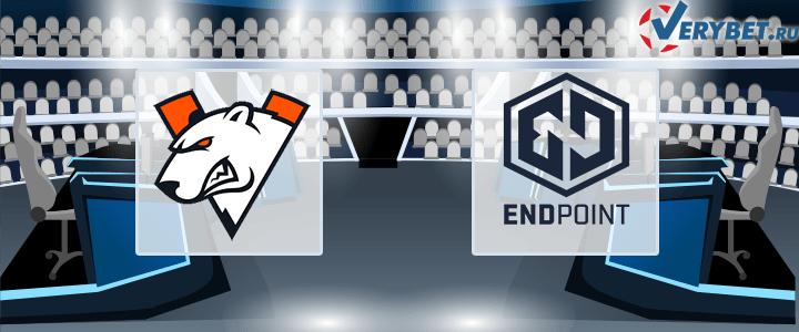 Virtus.pro – Endpoint 25 марта 2021 прогноз