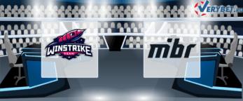 Winstrike – MiBR 8 марта 2021 прогноз