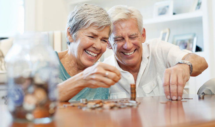 Попаны пенсионеры
