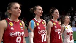 Сборная Болгарии по волейболу