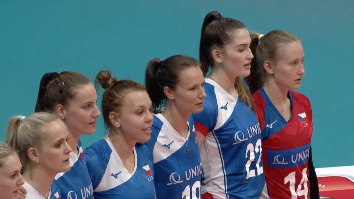 Сборная Чехии по волейболу