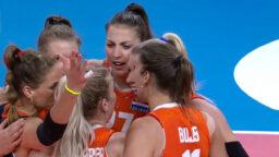 Сборная Нидерландов по волейболу