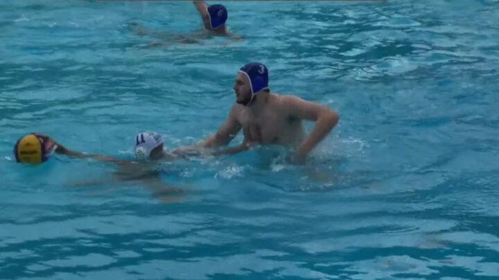 Сборная России по водному поло U20