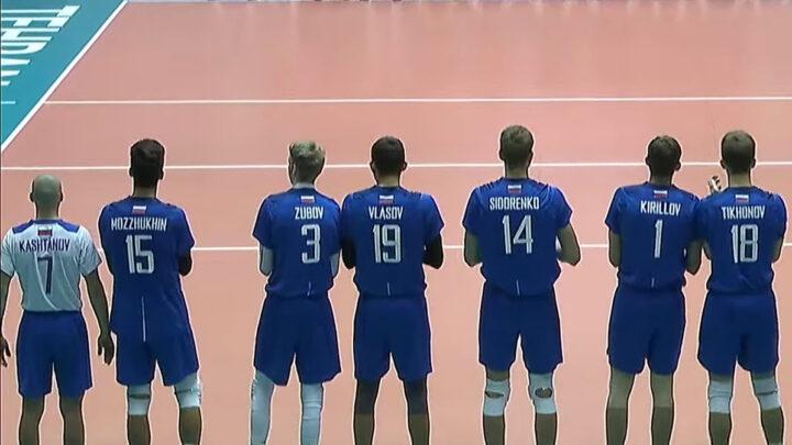 Сборная России по волейболу U19