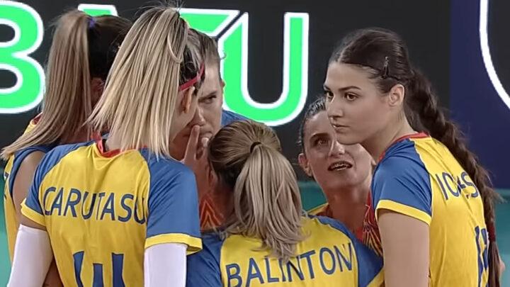 Сборная Румынии по волейболу