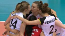Сборная Швейцарии по волейболу