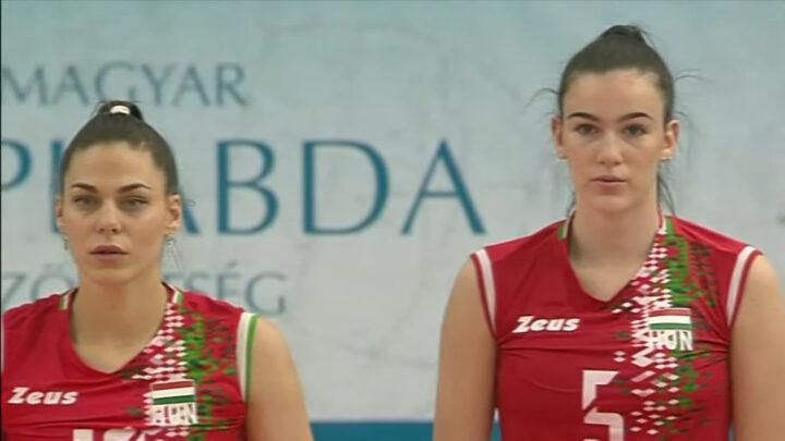 Сборная Венгрии по волейболу