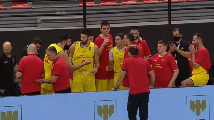 Сборная Македонии сделала шаг к чемпионату мира