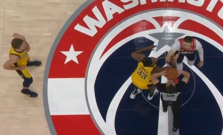 """Индиана"" переиграла ""Вашингтон"""