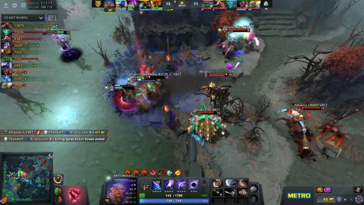 Alliance – SG e-sports