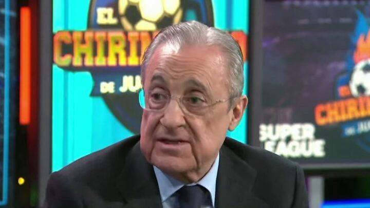 Флорентино Перес