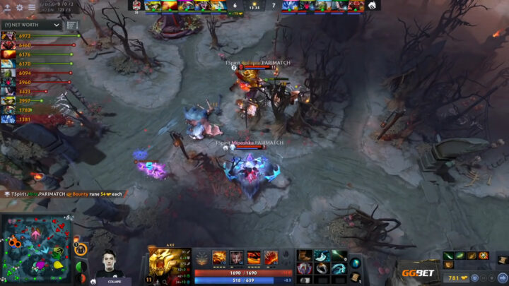 Team Spirit – Team Empire