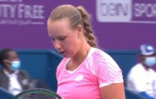 Блинкова пробилась в финал квалификации теннисного турнира в Цинциннати