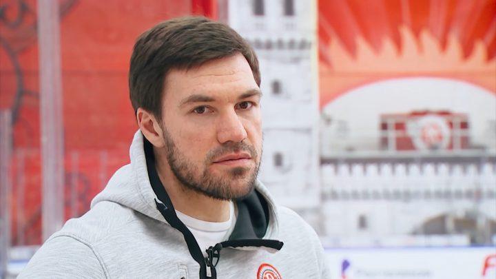 Артюхин стал хоккеистом «Адмирала»