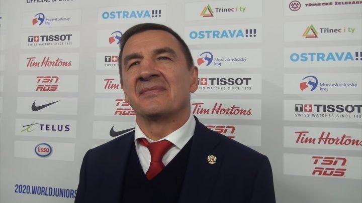 Брагин будет помогать Знарку в сборной России