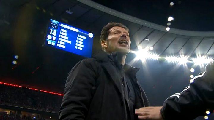 Директор «Атлетико» накинулся с критикой на судей