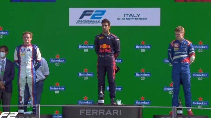 Формула-2 Гран-при Италии