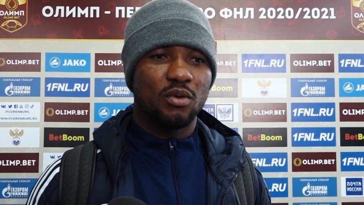«Оренбург» на выезде переиграл «Кубань»